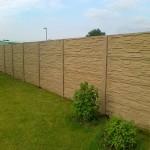 Kupujeme nový plot