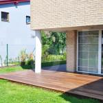 Realizace dřevěných teras, aneb spojení domu s přírodou