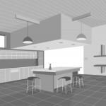 Budujte kuchyňskou linku dle pravidel