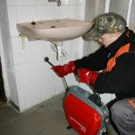 Přenechte čištění odpadů profesionálům