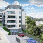 Neuvěřitelné: moderní bytové domy připomínají hada