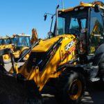 Pronájem stavebních strojů a stavební techniky