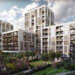 Nová moderní čtvrť v Praze? Projekt Byty na Vackově má čím zaujmout