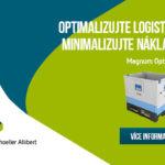 Magnum Optimum pomáhá redukovat náklady na zpětnou přepravu