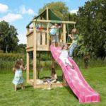 Dětské hřiště může stát i na vaší zahradě