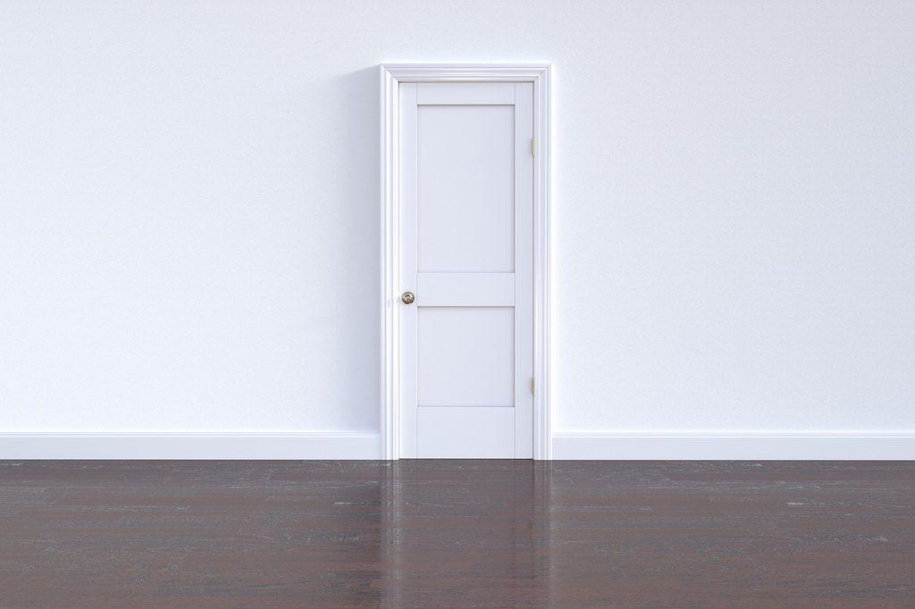dveře vchod