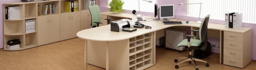 Pracujete každý den za kancelářským stolem