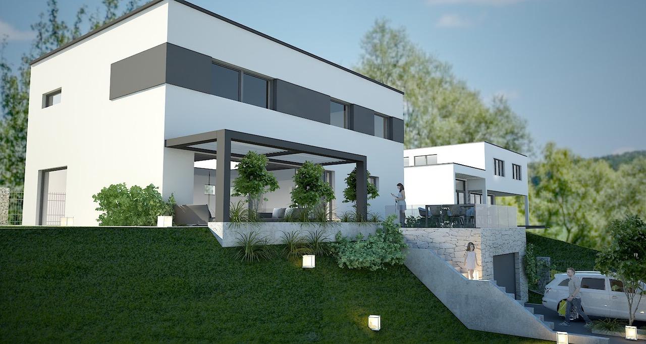 Domy pro radost projekt Dobříš