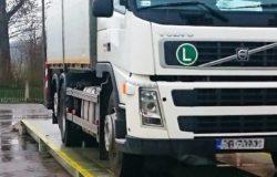 Vážení nákladních vozidel a mostní váhy