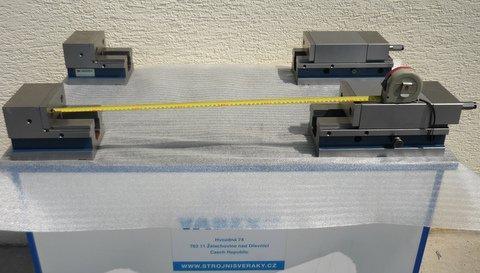 Dělený svěrák VAF L