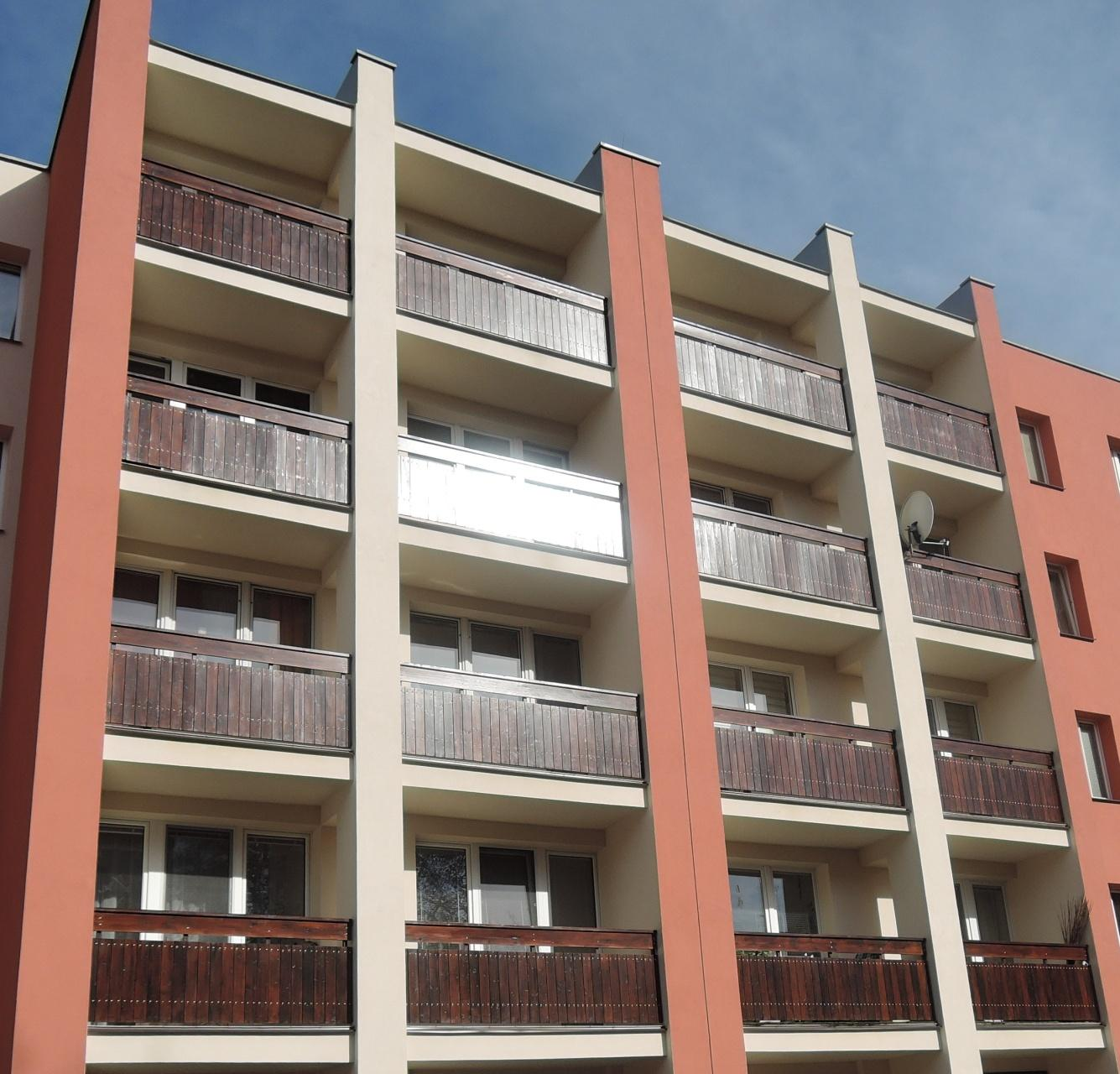 balkony a lodzie