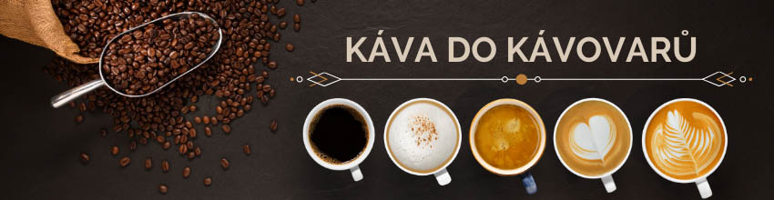 banner kava do kavovaru